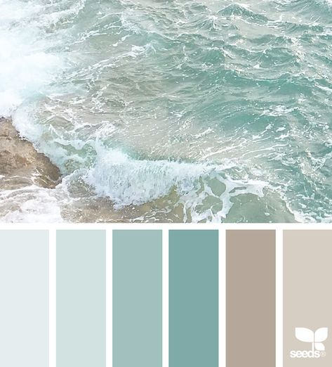 colors sea for soft bedroom appearance
