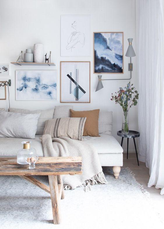 Beige in Scandinavian Design