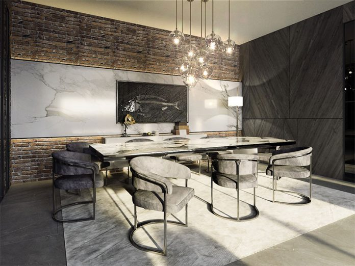 Luxury Dining Table, Luxury Modern Dining Room Tables