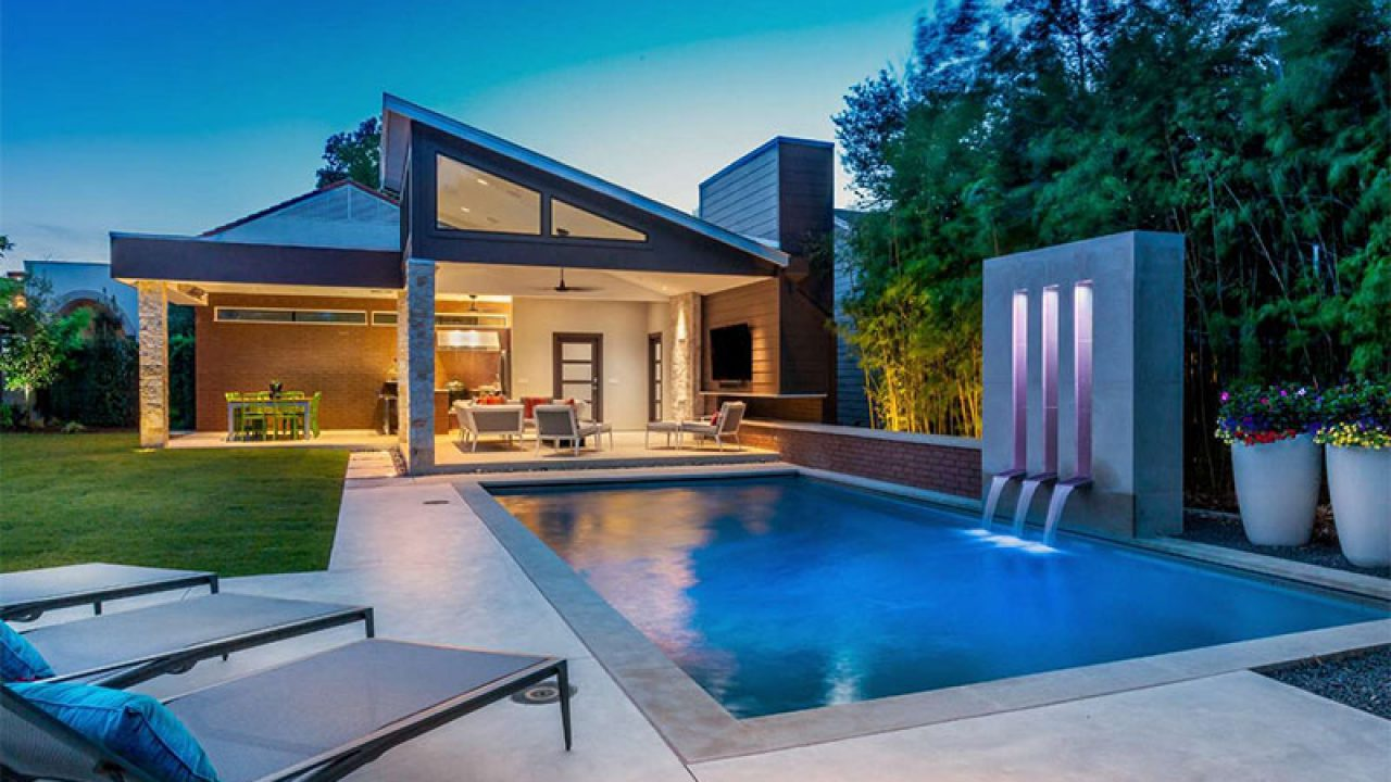 Swimming Pool Designs And Styles Roohome