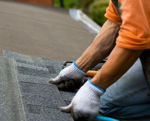 roofing cement for strong roof